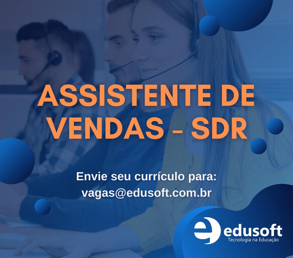ASSISTENTE DE VENDAS - SDR (1)